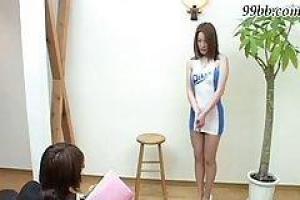 Miho Kanno - милая азиатская леди, которой нравится член больше, чем что-либо еще в мире
