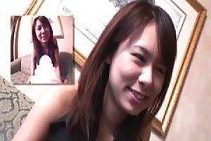 Miho делает ее первое видео порно, потому что она решила стать известным pornstar
